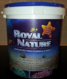 Морская соль ROYAL NATURE Tropical Sea Salt. Ведро 10 кг.     >>>