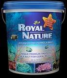 Морская соль ROYAL NATURE Tropical Sea Salt. Ведро 23 кг.     >>>