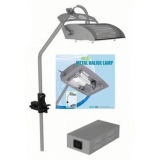 Светильник с МГ-лампой для EcoMini 28, 150 Вт. HQI Light 150W 14000K ECO MINI 28. Арт. 100191     >>>